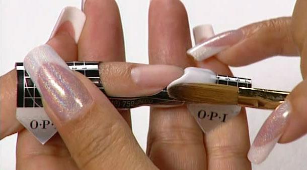 Наращивания ногтей акрилом в домашних условиях список
