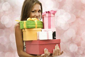 Дисконтная карта и подарки